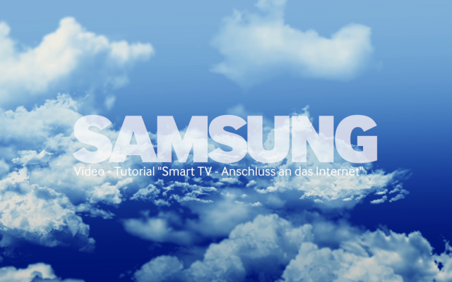 Samsung Smart TV Video Tutorial | Bild: Samsung